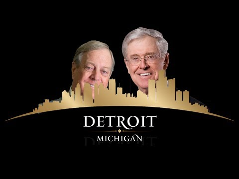 The Koch Brothers Fix Detroit's Problems By Destroying Pensions