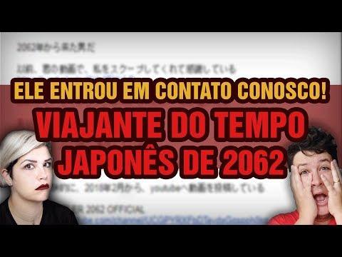 VIAJANTE DO TEMPO DE 2062 ENTROU EM CONTATO CONOSCO!