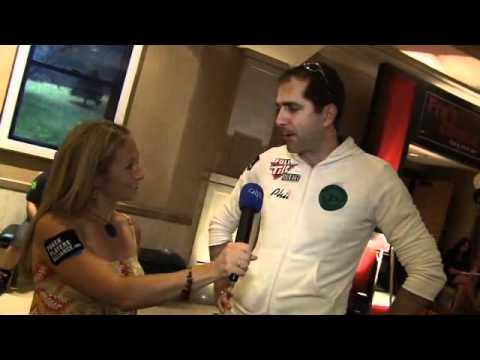 Phil Gordon Interview - WSOP 2010