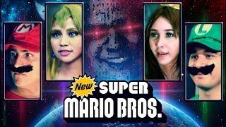 New Super Mario Bros - La Película 2012 - Ahora el Reto es Mantener a las Princesas