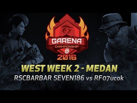 PBGC West W2 Medan : RSCBARBAR SEVEN 186 vs RF07ucok
