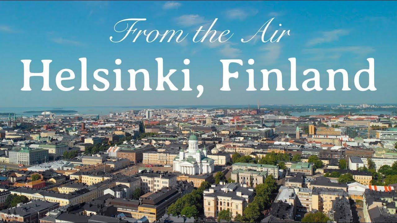 Seguimos hacia el Noroeste y aterrizamos en Finlandia, concretamente en su capital, Helsinki. Disfrutemos de esta bella ciudad.
