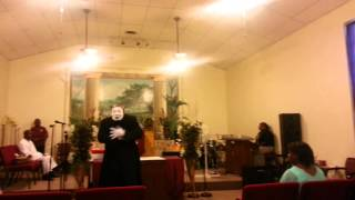 "Marvin Winans Draw me close/Thy willbe done ""Mime"""