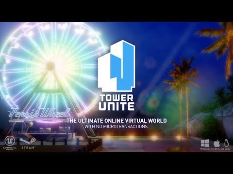 Tower Unite: Indiegogo / Greenlight Trailer