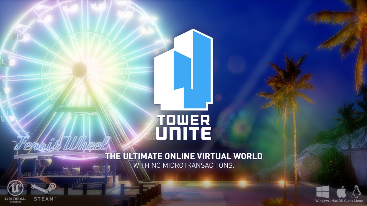Tower Unite | Indiegogo