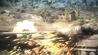 World of Tanks — релизный трейлер для Xbox One