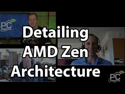 Dissecting AMD Zen Architecture   with David Kanter