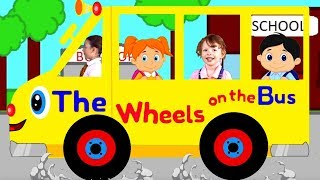 The Wheels on the Bus - Nursery Rhymes for Children, Kids and Toddlers by Kids Music Land