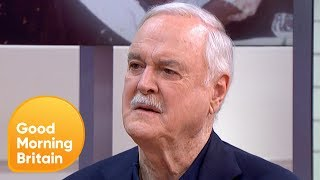 John Cleese Explains Why He Is Boycotting Britain | Good Morning Britain