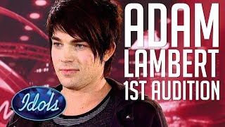 Adam Lambert Sings Queen Bohemian Rhapsody In First Audition On American Idol | Idols Global Video