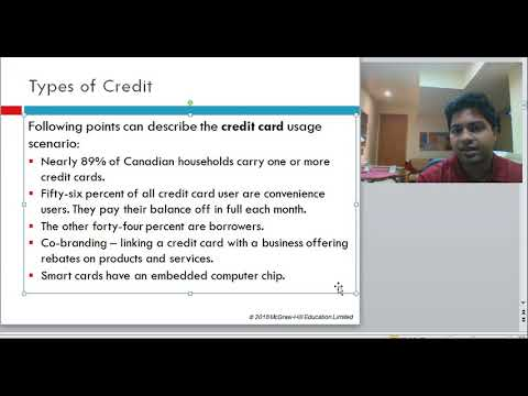 Chapter 5   Introduction to consumer Credit