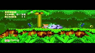 Sonic the Hedgehog 3 - Angel Island Act 1 Music - User video