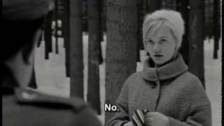 Loves of a blonde (1965). Winter look