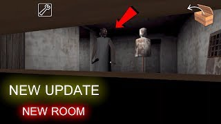 NEW UPDATE - GRANNY - New Room