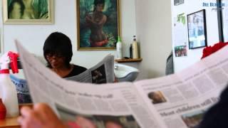 Oscar-verhoor: Só bly die haarkapper op hoogte