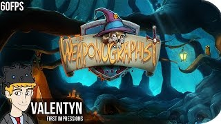 The Weaponographist - PC Gameplay 60 FPS