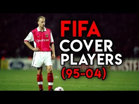 Every FIFA Cover Player (1995-2004) - PART ONE