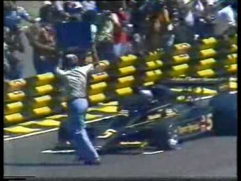 Formula 1 1978 Season, Round 1 - Argentine Grand Prix. Win by Mario Andretti. Full Grand Prix