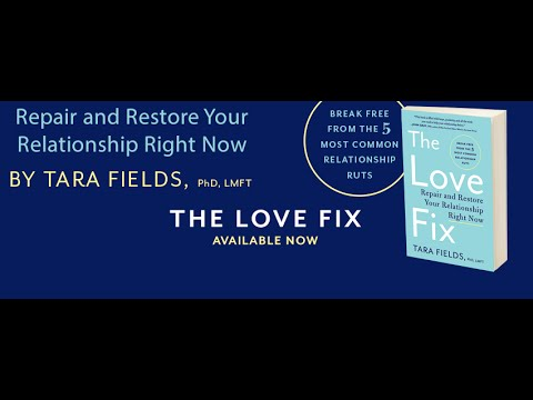 Social Chats with Author, Tara fields of THE LOVE FIX
