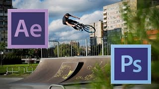 After Effects: Import Photoshop Files