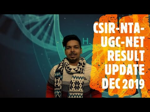 csir-nta-ugc-net-recent-update  -answer-key-on-1-jan-2020  -result-on-14-jan-2020
