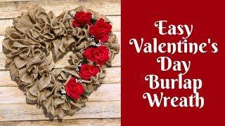 Download Valentine S Day Wreath Video Sosoclip Com