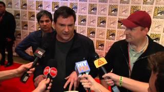 Comic Con 2012 - Shane Black On Tony Stark For 'Iron Man 3'