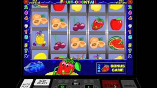 Игровые автоматы онлайн Fruit Cocktail (Клубничка) - клуб Вулкан(, 2013-06-23T17:59:52.000Z)