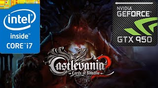 Castlevania  Lords of Shadow 2 | GTX 950 | I7 3770 Max Settings