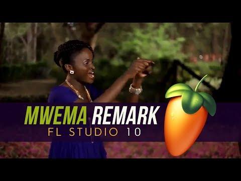 MERCY MASIKA  -  MWEMA Instrumental  ( FL studio Remake )