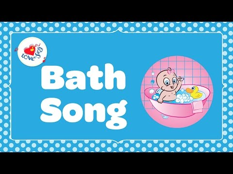 Splish Splash in the Bath Song 👶 | Kids Nursery Rhymes | Children Love to Sing