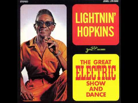 Lightnin' Hopkins - Letter To My Back Door Friend