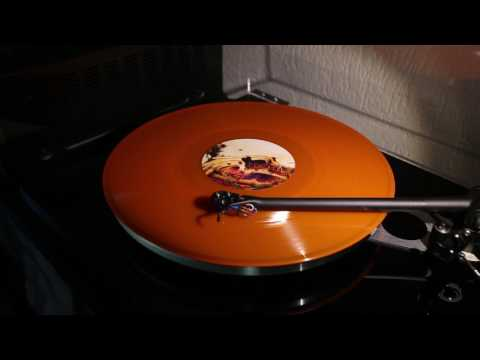 """Earth - The Bees Made Honey In The Lion's Skull 12"""" Orange Vinyl LP Full Recording"""