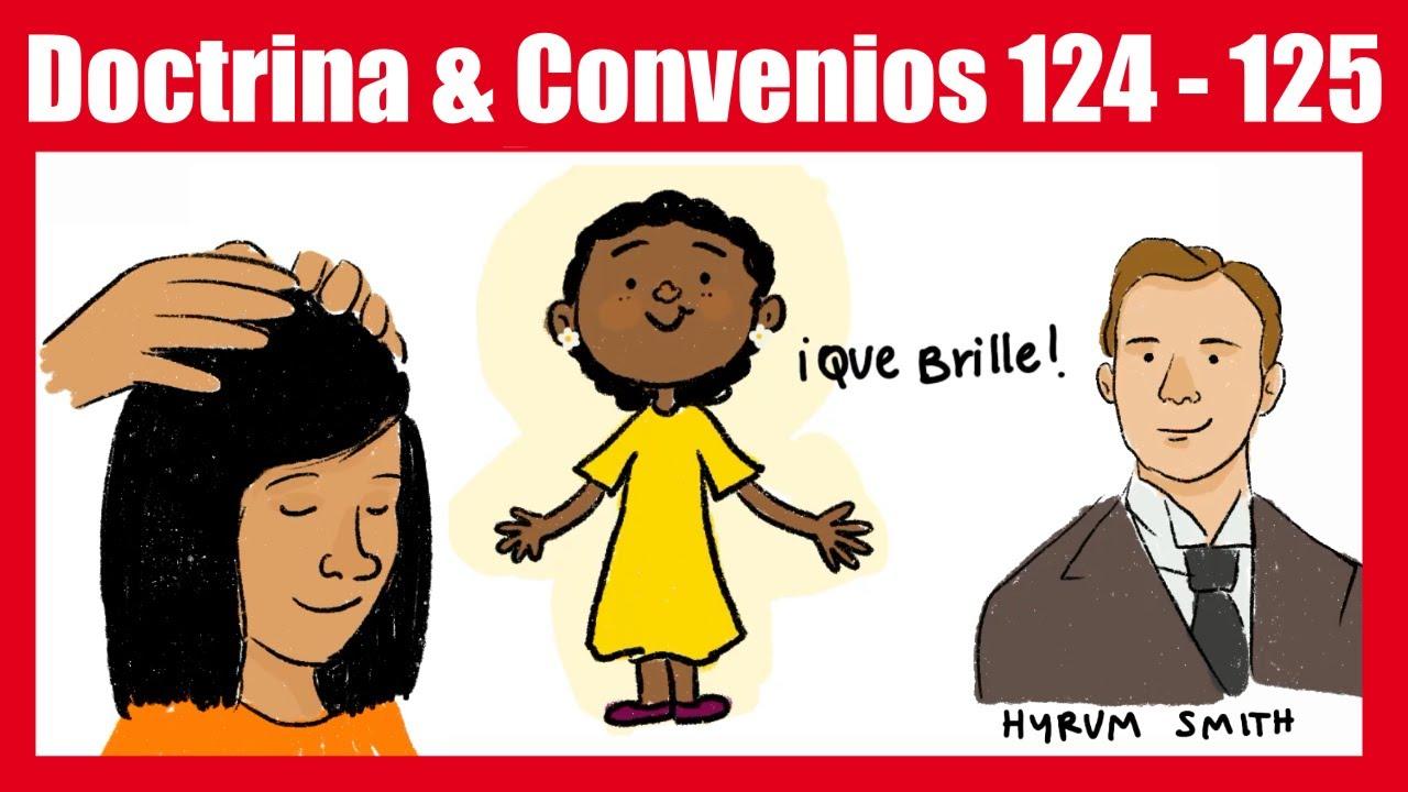 """Doctrina y Convenios 124–125   """"Una casa en mi nombre""""   Ven, Sígueme Primaria 2021"""