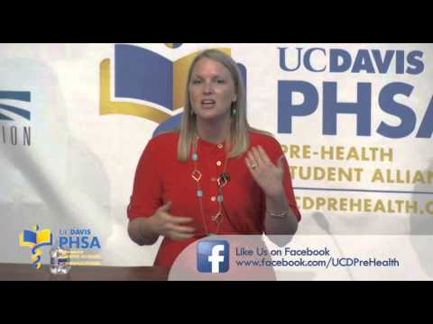 PharmCAS Workshop: Your Passion on Paper: Jennifer Adams, Pharm.D. [2013]