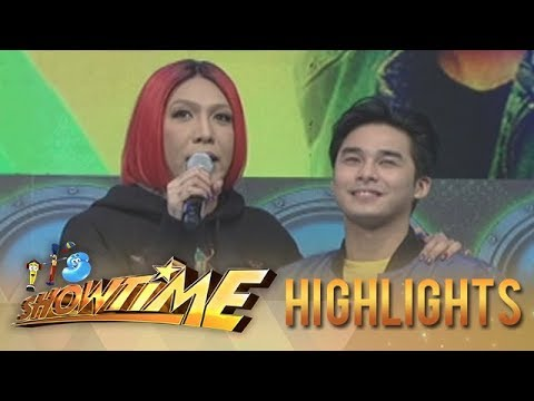 It's Showtime: Vice Ganda's touching birthday message for Mccoy