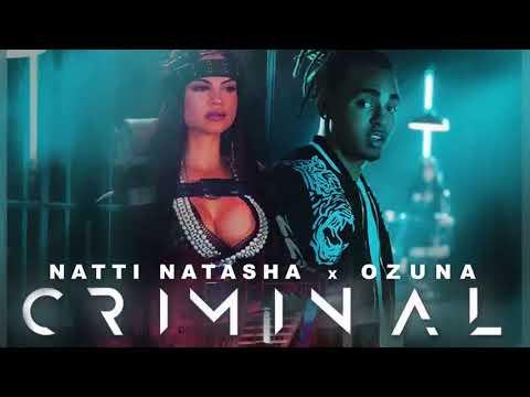 Criminal - Ozuna Ft Natti Natasha (ODISEA) (Audio) ★Estreno 2017★