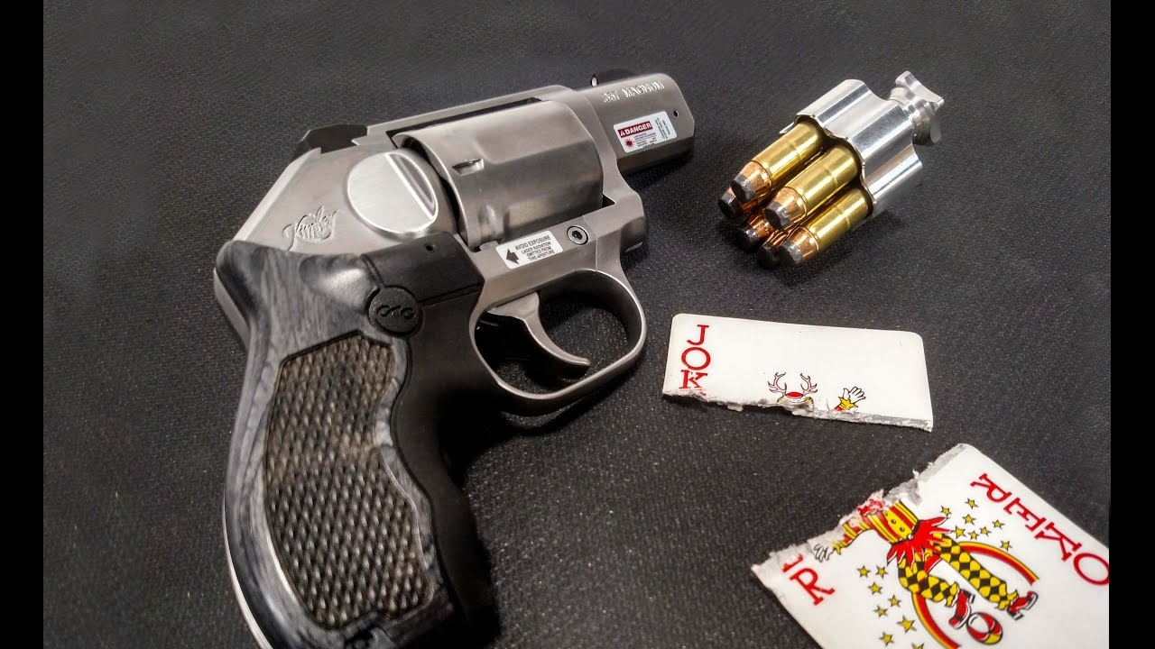 Kimber K6 Revolver Review
