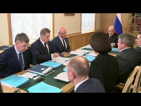 Социальные программы, вопросы развития малого и среднего бизнеса обсудили в Великом Новгороде.