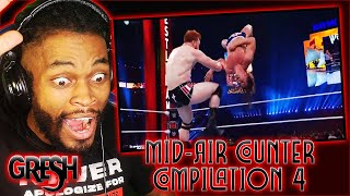 Mid-Air Counter Compilation 4 (Reaction)