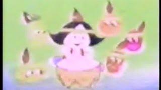 Bloque de anuncios viejos de Guatemala 1988