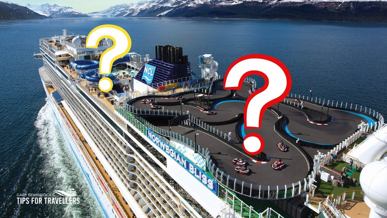 Is There More To Norwegian Cruise Line Than Gimmicks Like This?