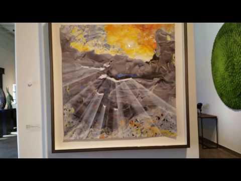 20170319 104846 2017 03 19 Monoprints at Mason Fine Art curator Terri Dilling