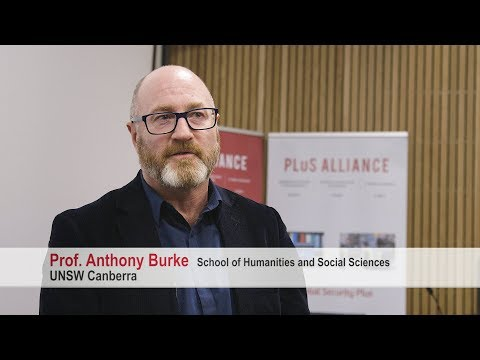 Professor Anthony Burke, School of Humanities and Social Sciences, UNSW Canberra