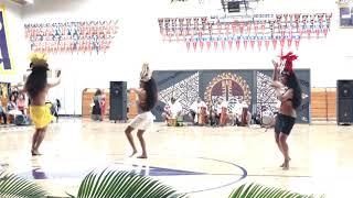Heiva O Tā'u 'Ori 2018 - Sadie, Jordan & Janelle (Vahine 13-15)