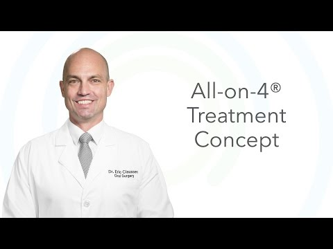 All-on-4® Treatment Concept in Panama City FL | Oral Surgery & Dental Implant Center of Panama City