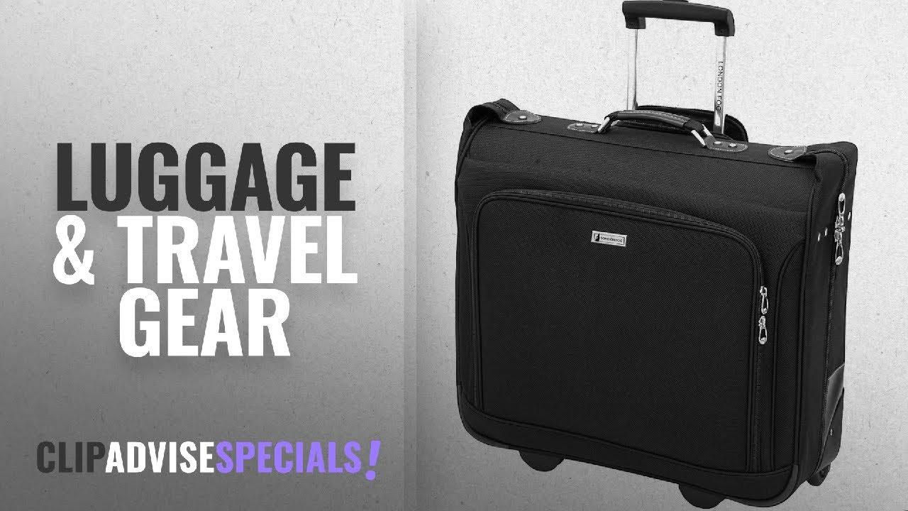 10 Best Ing London Fog Luggage Travel Gear 2018 Buckingham 44 Wheeled Garment