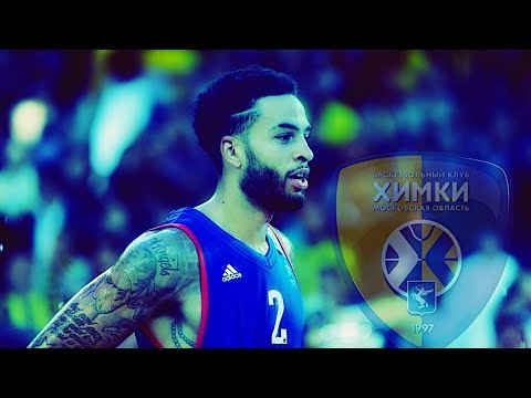 Tyler Honeycutt welcome to khimki highlights 2016-17(Full Hd)