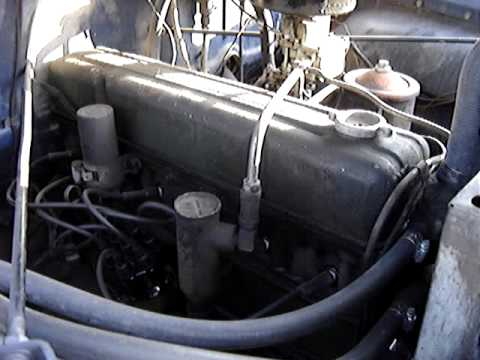 Hqdefault on 1954 Chevy Truck Engine
