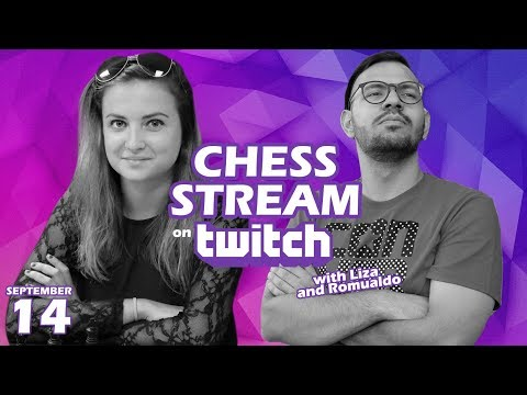 ⏺️ Mixed Chess Match w/ Liza Orlova (Stream #2) | Lichess.org